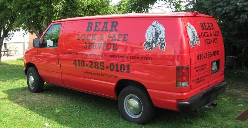 Bear Lock & Safe - Bear Lock & Safe Service